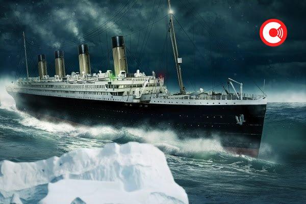 El Titanic fue impactado por un submarino británico y lo quisieron ocultar