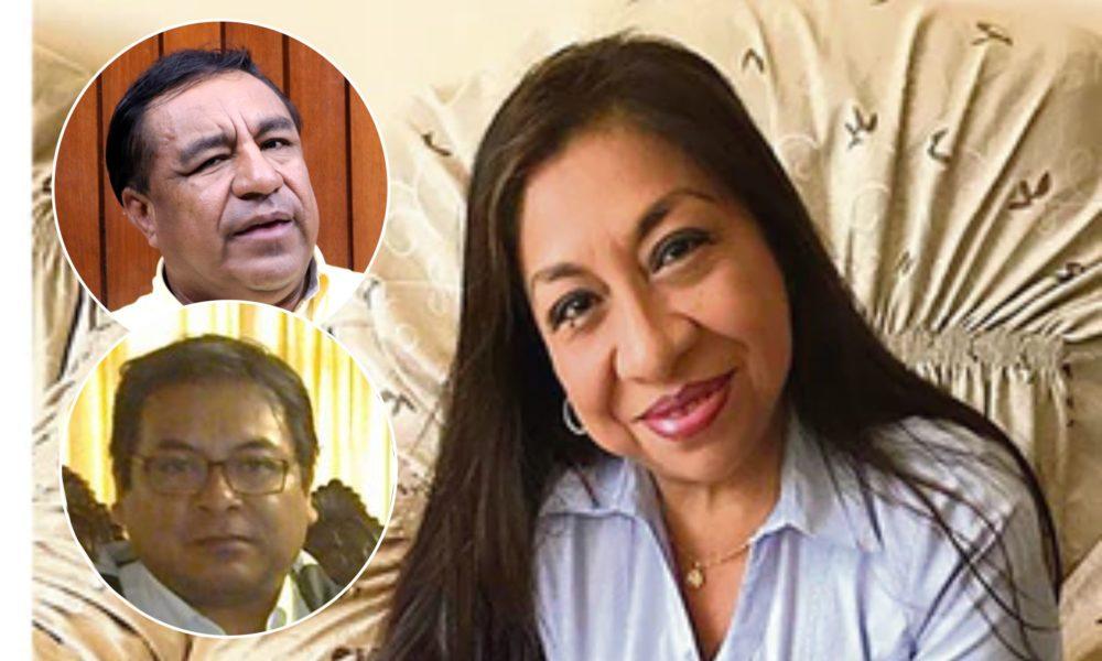 Concejales de Willy Serrato encubren vacancia de regidora.