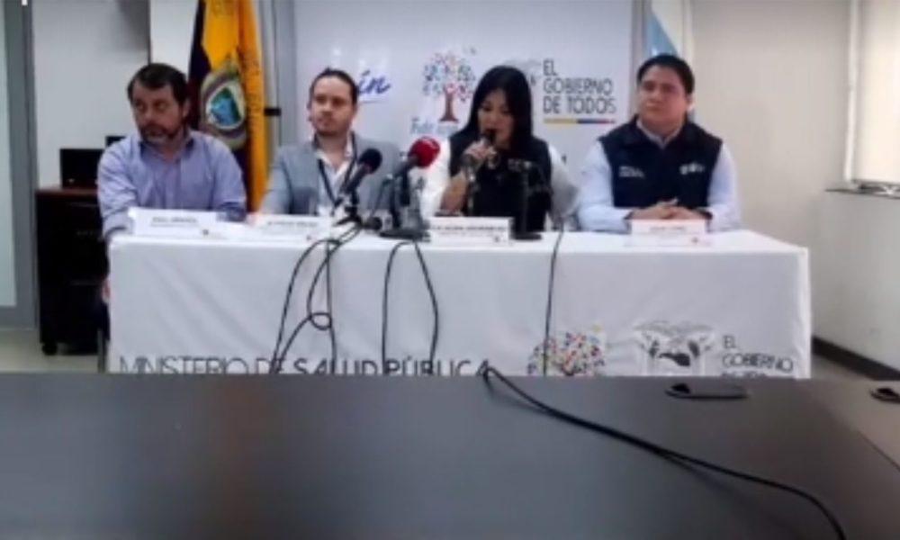 Ecuador confirma primer caso de coronavirus