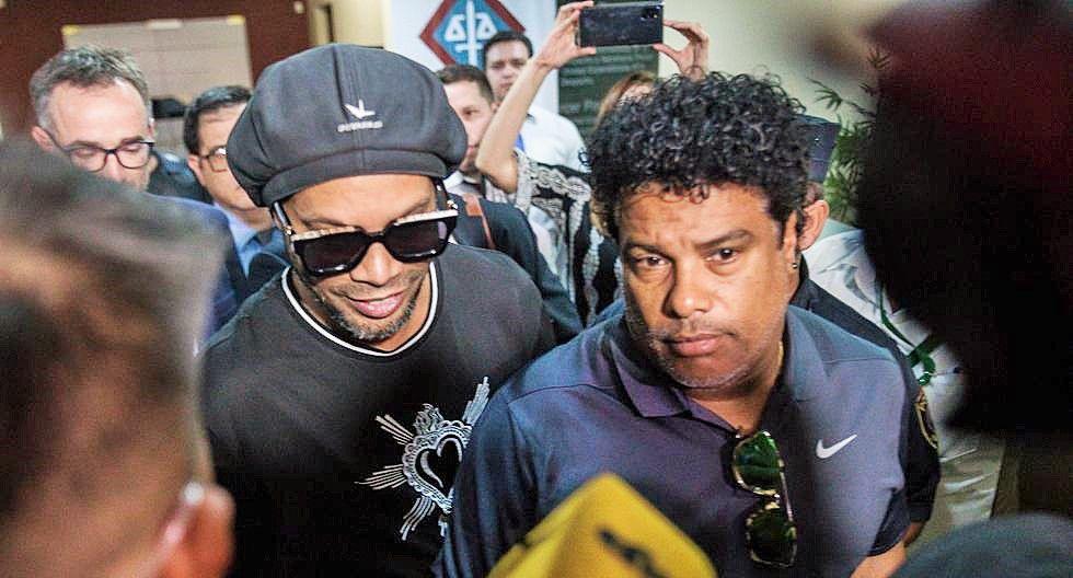 Existía algo oculto: revelan la verdadera razón por la que Ronaldinho no puede salir de prisión en Paraguay