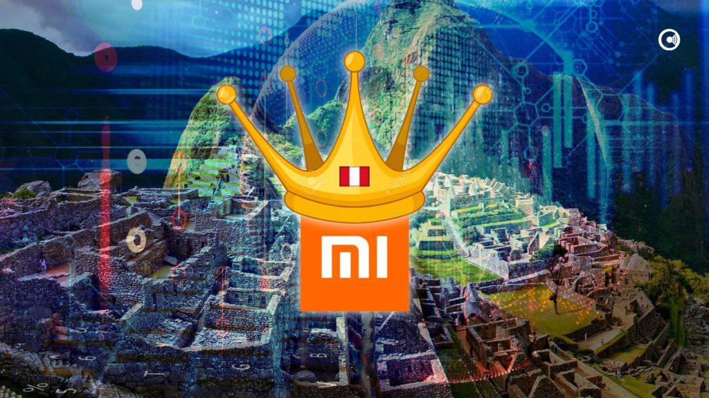 XIAOMI: La marca Líder en Perú, Supera a Samsung, LG y Huawei