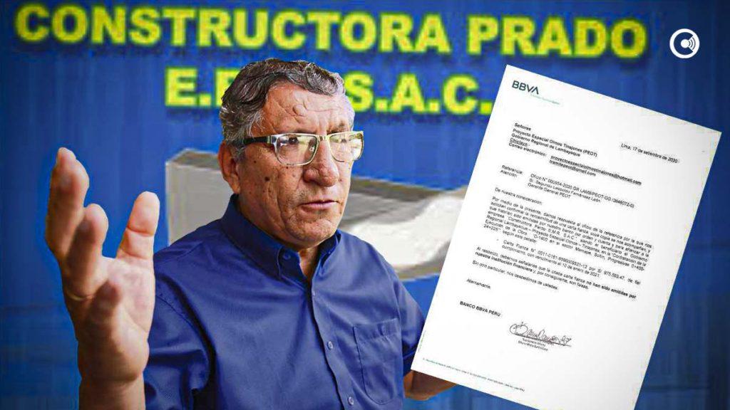 Otro escándalo que Gerente de Peot quiere tapar: Aceptaron carta fianza bamba, para obra de S/ 5 millones
