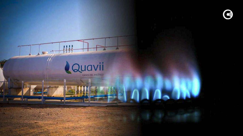"""Chiclayanos amenazan con romper contrato con empresa de gas Quavii: """"Son unos estafadores"""" gritan en radio local."""