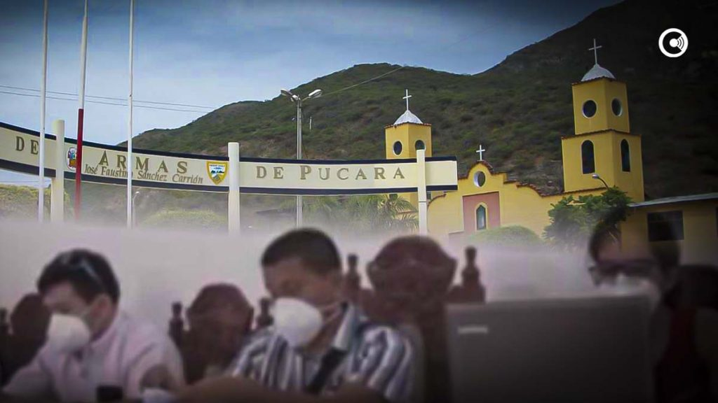 Distrito de Pucará sigue movido: vacancias