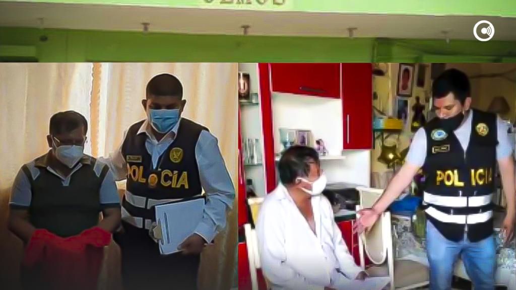 """""""Los Canasteros ediles"""": Policía detiene a Funcionarios de la municipalidad de Olmos, entre ellos, hermano de Congresista."""