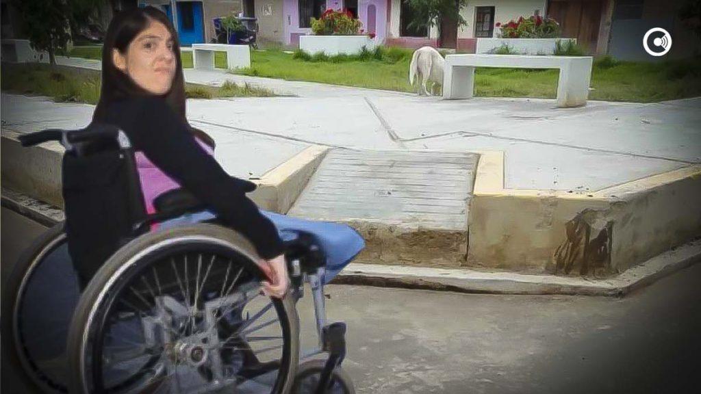 ¡Qué tal desprecio!: Gasco inaugurará parque, no apto para discapacitados, niños y ancianos
