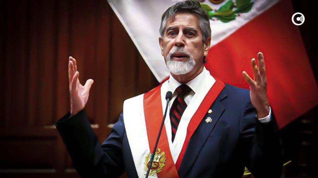 Presidente Sagasti, no llego a Lambayeque porque asistió a ceremonia de la primera proclama de la independencia en Huaura