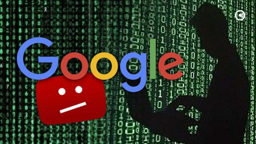 YouTube, Gmail y otros servicios de Google dejaron de funcionar inesperadamente y un sospechoso mensaje de error alarma a los usuarios