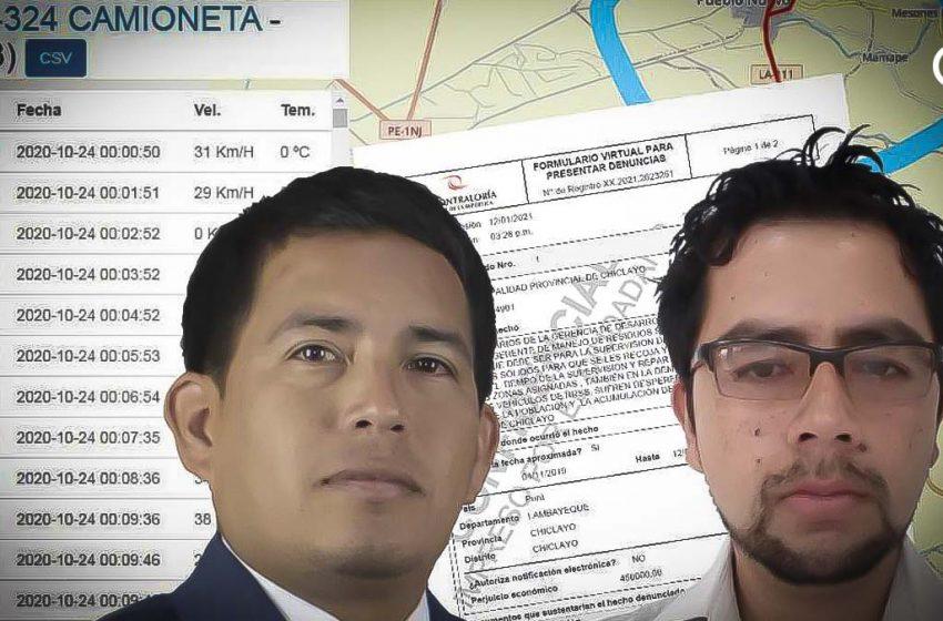 Denuncian ante la Contraloría, a funcionarios de la gestión Gasco: Por uso ilícito de vehículos. GPS  los delata